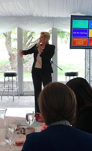 Bonnie Low-Kramen Speaking