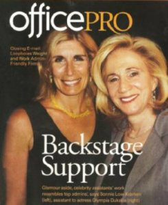 OfficePro-Bonnnie Low-Kramen Olympia Dukakis