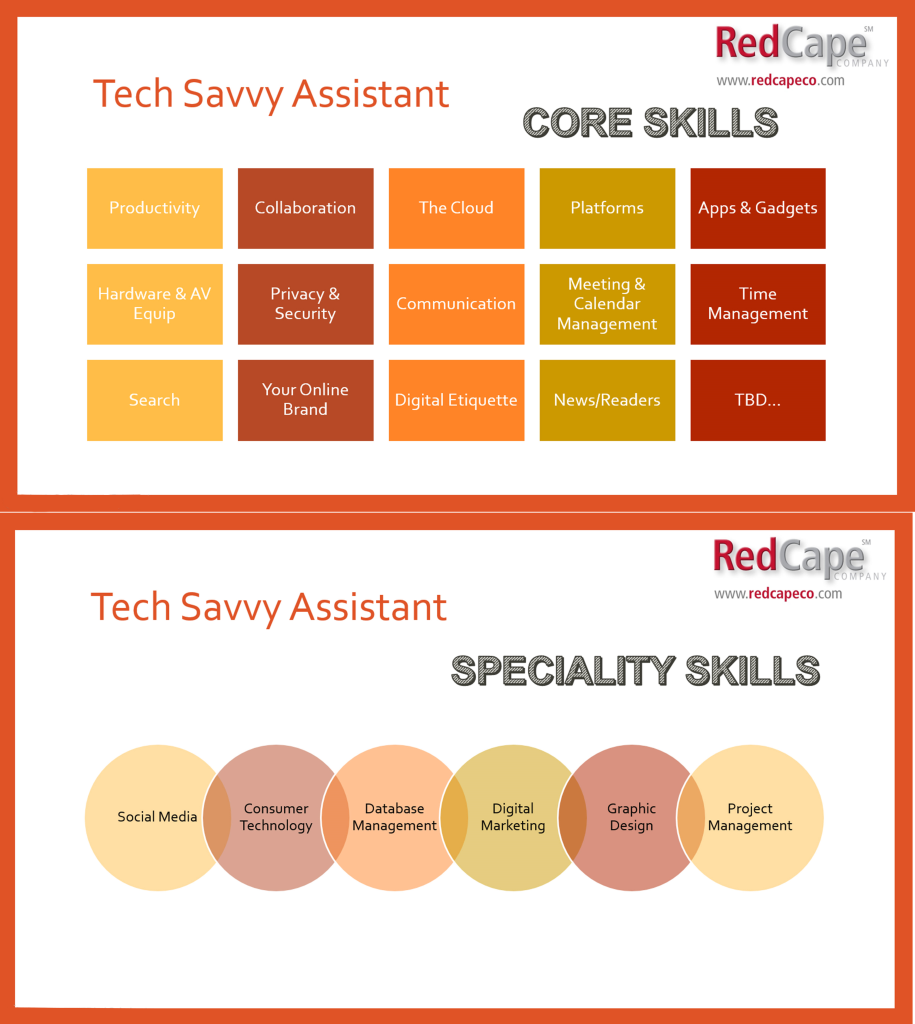 Tech Savvy Assistant Combined