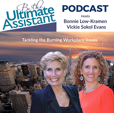 Be The Ultimate Assistant Podcast Bonnie Low-Kramen