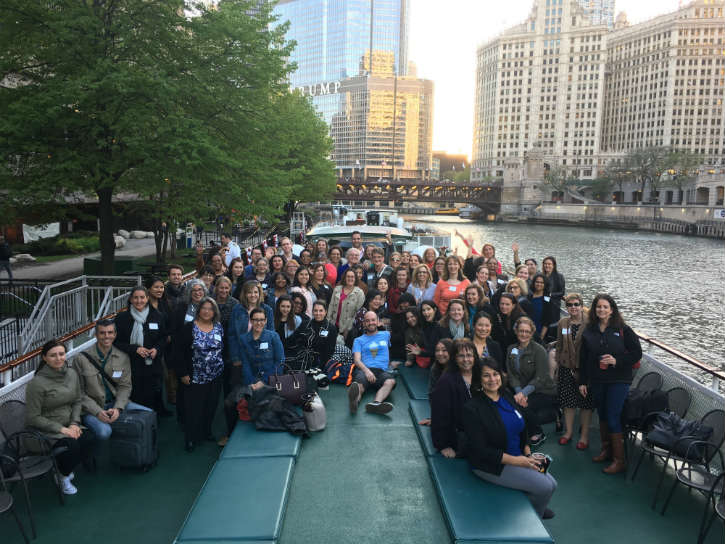 REACH Event Chicago's First Lady Cruise 2016